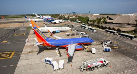 Aeropuerto Punta Cana suma destinos y aerolíneas en diciembre.