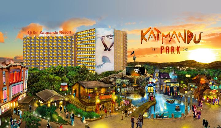 Katmandú estrenará parque temático en Punta Cana en alianza con Meliá - Visitantes